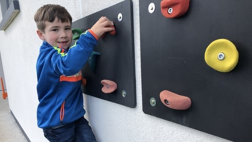 The so-called 'cosy cocoons' have been fitted out in a number of schools around Galway
