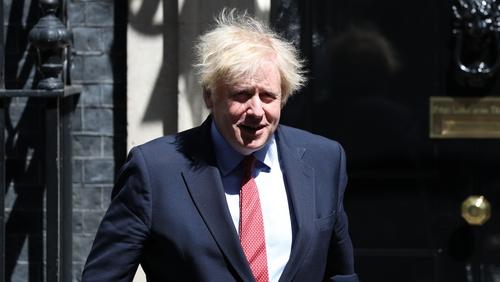 Boris Johnson has stood by Dominic Cummings