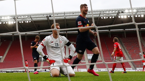 Timo Werner is set to move to Chelsea