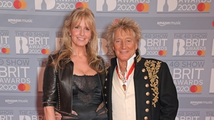 Rod Stewart: ''I'm stunned that Penny has kept me around for 20 years. They have not invented the words for how I feel about her. She is everything.''