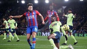 Andros Townsend is hoping that the next phase of testing can commence shortly