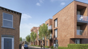 Hines are planning to build 416 new homes on the former Player Wills and Bailey Gibson site on the South Circular Road in Dublin 8