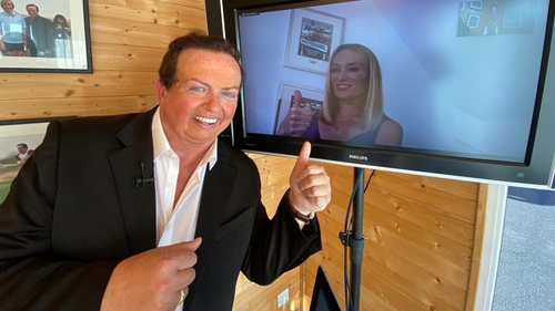You can watch Marty's chat with Victoria on the RTÉ Player