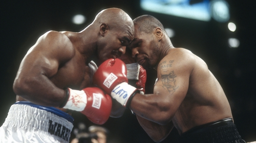 Holyfield open to Tyson fight for charity