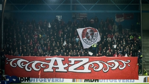 AZ Alkmaar believe they should have been made the top placed team as they had beaten Ajax both home and away in the league.