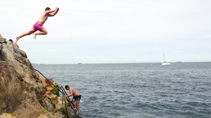 Forty Foot in Dublin was classified as excellent (Pic: RollingNews.ie)