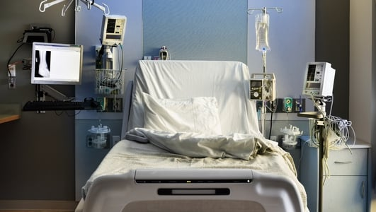 900 extra acute beds in Winter Plan for health service