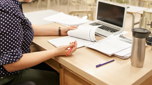 Once registered, students will be asked to opt-in to the calculated grades system