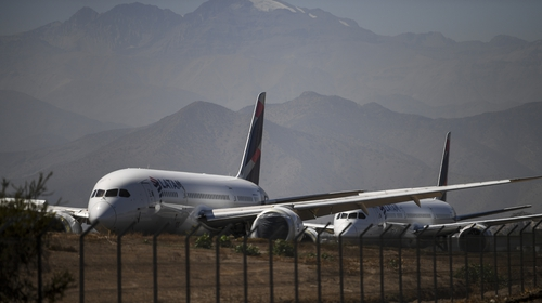 LATAM Airlines Group files for US bankruptcy protection