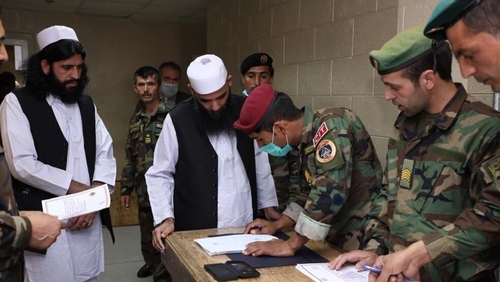 Prior to this week's releases, Kabul had already freed about 1,000 Taliban inmates