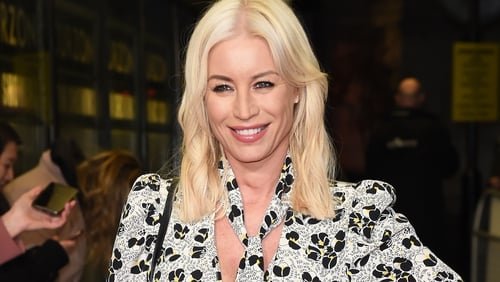 """Denise Van Outen - """"I left school years ago and they learn differently now. Some of it I can't even do and then there's even parts of it I'm just like so impatient"""""""