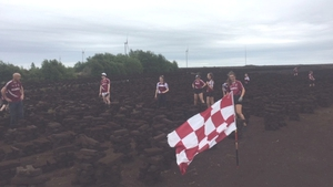 Nearly all of Daingean GAA club's 300 members have helped out on the bog