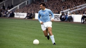 Glyn Pardoe spent his entire career with Manchester City