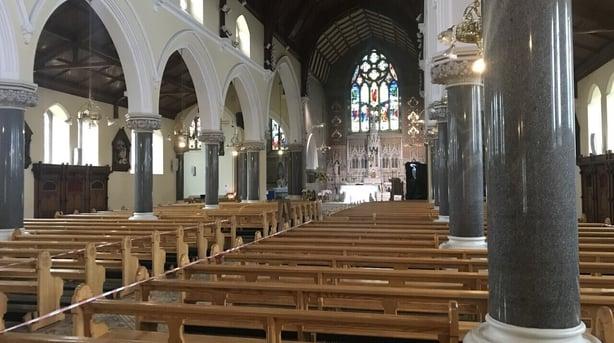 St Peter's Church Lurgan