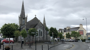 Listowel town square should have been a hive of activity this week