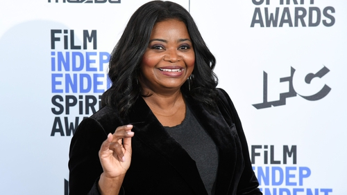 """Octavia Spencer - """"Yeah, I know I've been saying I'm 48. But the Internet will always win!"""""""
