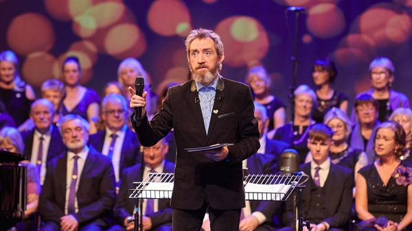 Ireland's world-renowned concert orchestra conductor and choirmaster, David Brophy, is back with a new show