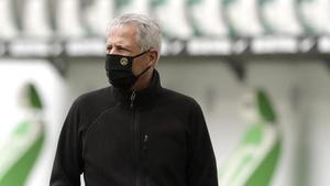 Lucien Favre has managed Dortmund since 2018