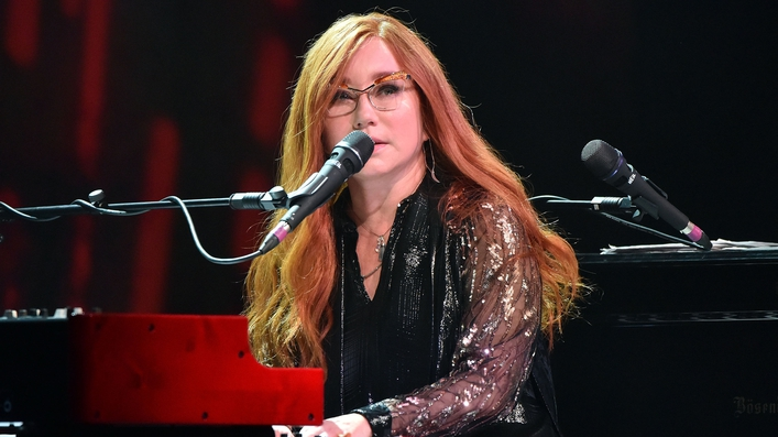 Tori Amos on The Ray D'Arcy Show