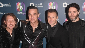 Take That fans are in for a treat this Friday night at 8pm
