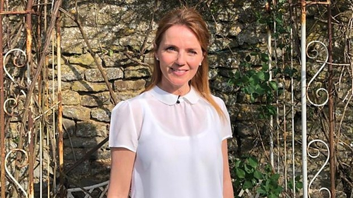 """Geri Horner - """"I absolutely love writing - it's a passion, so sharing the power of words on CBBC was a lot of fun. Together we can transport ourselves and create exciting magical stories"""""""