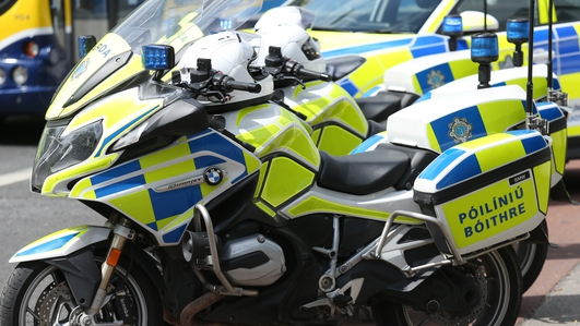 Gardaí disappointed by high number of traffic offences