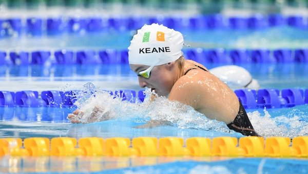 Ellen Keane is set to compete in her fourth Paralympics