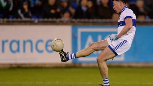 Eamonn Fennell is eager to get back in the game