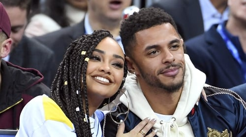 Little Mix's Leigh-Anne Pinnock and boyfriend Andre Gray announce engagement