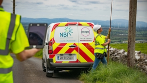 Nokia is an equipment supplier to National Broadband Ireland which is rolling out the NBP network