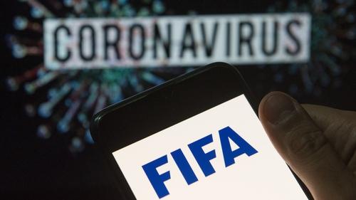 FIFA have warned of a huge drop in soccer finances worldwide
