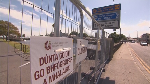 Restrictions were lifted last week but increased traffic has led to closures