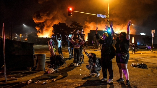 Civil Unrest Across The United States