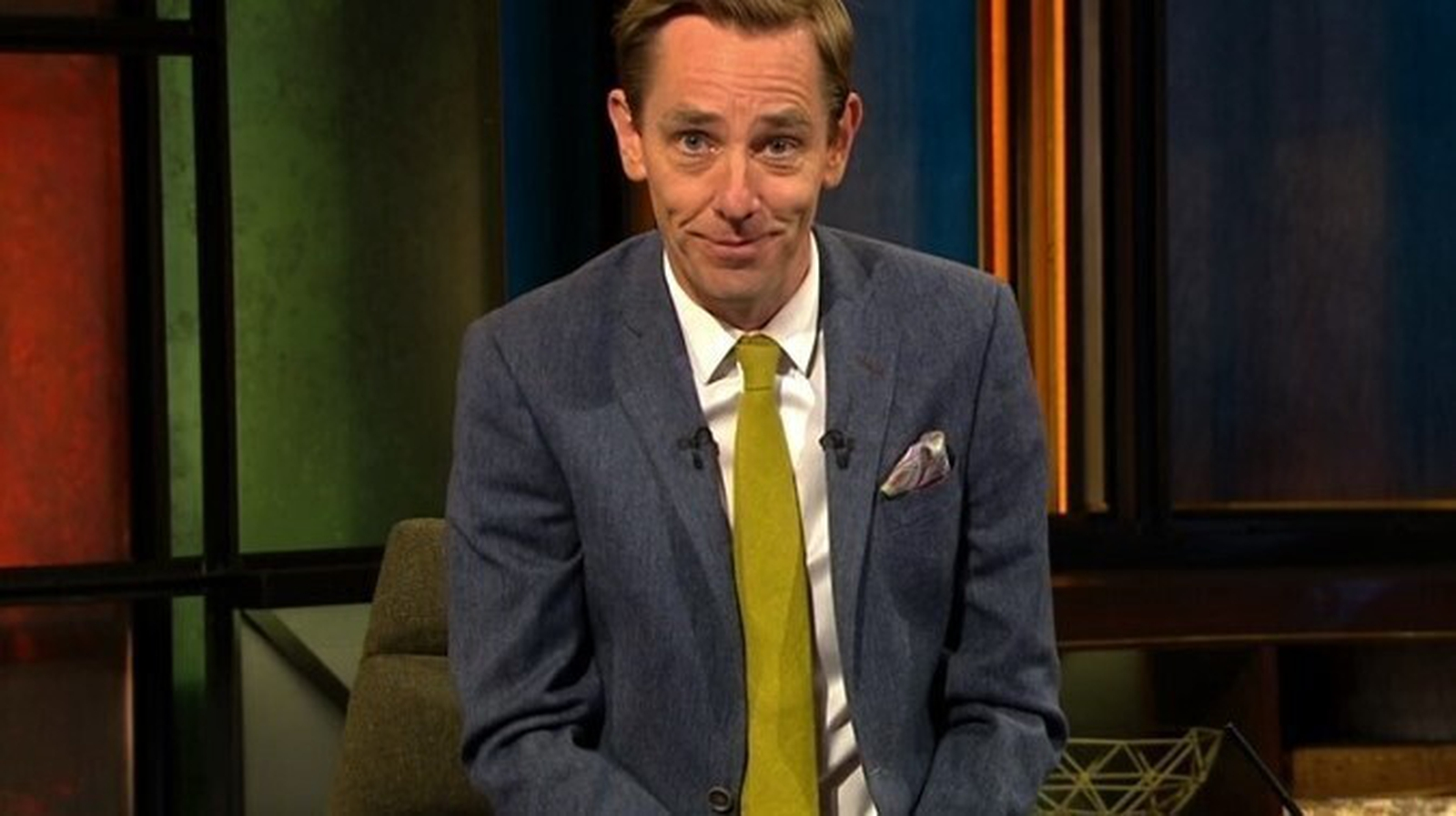 Ryan Tubridy says Late Late will be 'back and bigger'