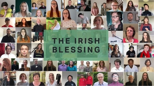 The Irish Blessing is an initiative involving religious congregations from different denominations on the island of Ireland