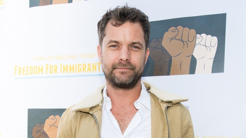 """Joshua Jackson: ''It was definitely difficult at the beginning of my career""""."""