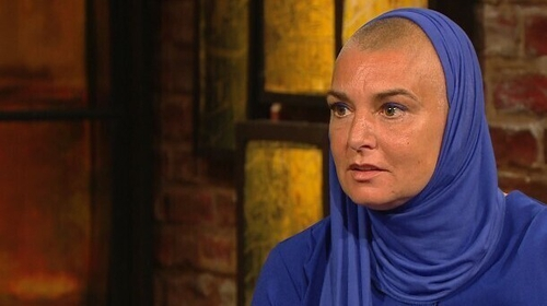 "Sinéad O'Connor on Friday's Late Late Show - ""If I don't pass it I'm going to keep going until I pass it"""