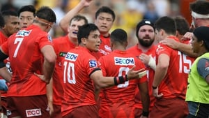 'It is extremely unfortunate and disappointing but the reality is that the Sunwolves time in Super Rugby has come to an end for now'