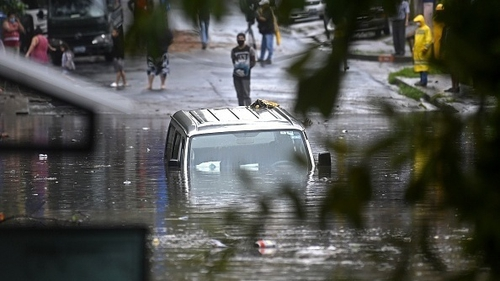 El Salvador declared a 15-day state of emergency to cope with the effects of the storm