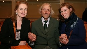 Claire Keville, Paddy Fahey and Breda Keville
