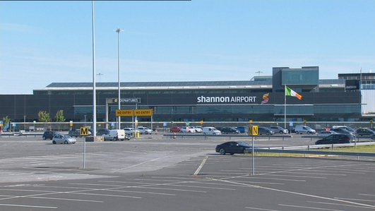 The future of Shannon Airport at risk