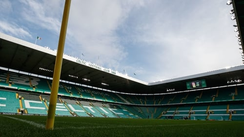 For the foreseeable future Celtic Park won't have the presence of crowds in the stands