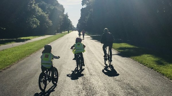 """""""Relatively short journeys are a good opportunity to switch from carbon intensive modes (such as driving) to zero carbon modes (such as walking and cycling)"""""""