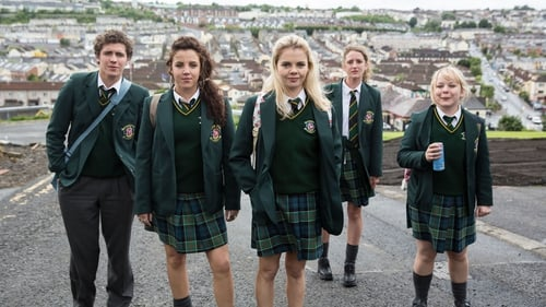 You can catch the first season of Derry Girls onRTÉ One on Sunday at 9:30pm