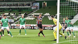 Stefan Ilsanker bagged a brace in the 3-0 victory