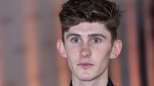 Fionn O'Shea recently starred in Normal People as Jamie