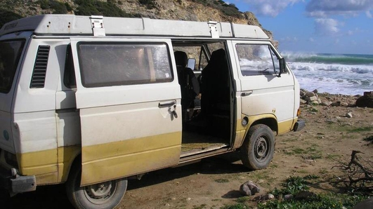 Converting The Camper Van