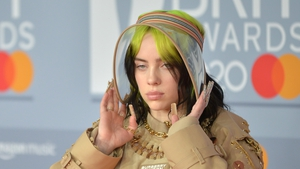 Billie Eilish is known for wearing baggy clothes