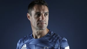 Dan Carter has changed from red to blue
