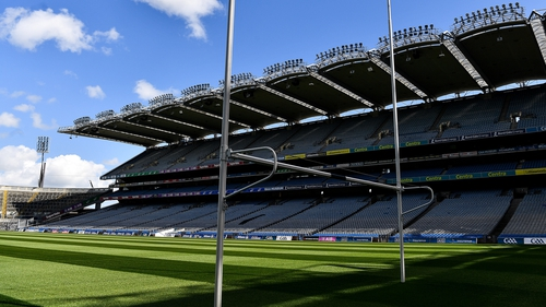 The GAA hopes to play the All-Ireland football and hurling finals at Croke Park in December
